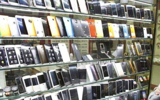 قیمت گوشی تلفن همراه الجی/جدول