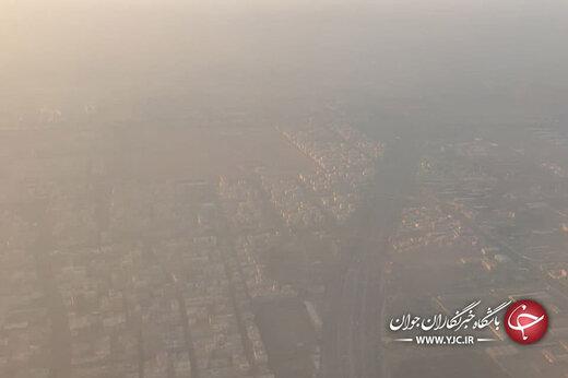 جلسه کمیسیون اصل ۹۰ مجلس درباره آلودگی هوا