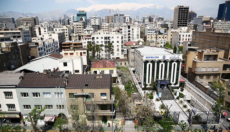 نرخ آپارتمانهای ارزان در مناطق مختلف تهران