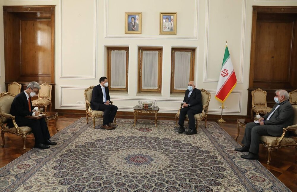 FM Zarif: S. Korea should release Iran's foreign exchange resources immediately