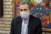 ببینید | نخستین واکنش نماینده ایران در سازمان ملل به بیماری اش و شایعات آن روزها
