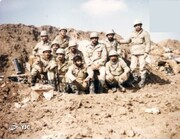 شهید معروف ارتش که کمر خم نکرد /به مادرم بگویید شیاکوه لرزید، ولی انشایی نلرزید