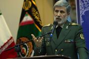 اظهارات وزیر دفاع درباره ماهوارهبر «ذوالجناح»