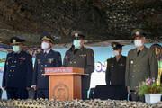 تصاویر | ششمین دوره اختتامیه مشترک دانشپژوهان درجهداری ارتش