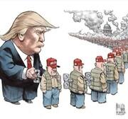 ببینید: ترامپ برای خرابکاری جدید آماده میشود!
