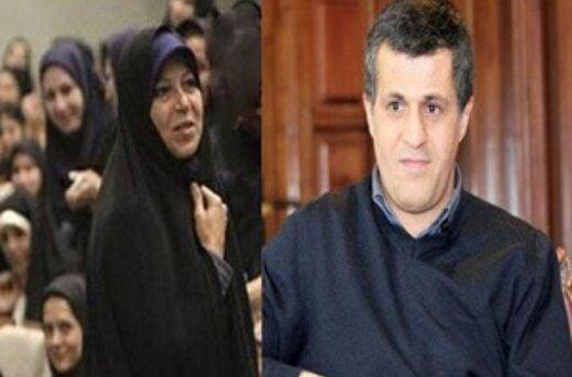 یاسر هاشمی به خواهرش فائزه: حرفهای تو آتش تخریبی سابق را زنده کرد /پدر وقتی ناصبری های ما را میدید«انّ الله مع الصابرین» را در جام جانمان میریخت
