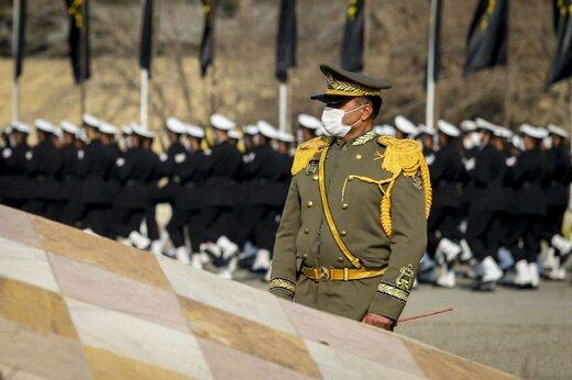 ششمین دوره اختتامیه مشترک دانش پژوهان درجه داری ارتش