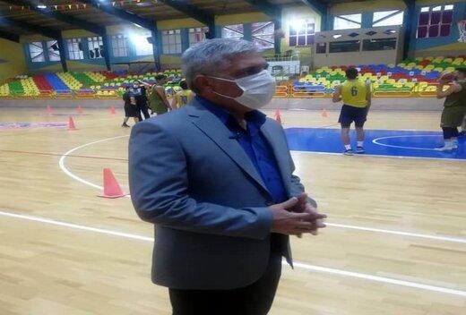 کمیته ی برگزاری مسابقات بسکتبال سلیقهای عمل میکند