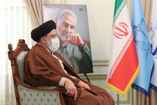 رئیسی: بسم الله؛ در زندانهای ما برای مدعیان حقوق بشر باز است بیایید ببینید
