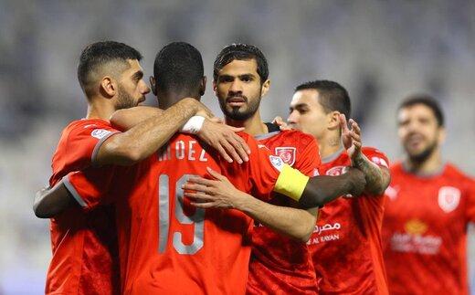 پیروزی یاران کریمی و رضاییان در لیگ ستارگان قطر/عکس