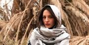 هدیه بازیگر زن یونانی برای داوود میرباقری/ عکس