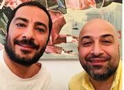 بازی برادر نوید محمدزاده در سریال «قورباغه»/ عکس