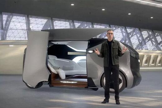 ببینید | پروژه تاکسی هوایی توسط «جنرال موتورز» رونمایی شد