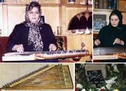 بانویی که صدای زیبای قانون در ایران بود