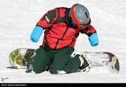تصاویر | مسابقات بینالمللی پارا اسنوبرد در ارتفاعات تهران