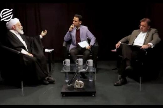 ببینید | مناظره داغ آخوندی و مصباحی مقدم بر سر ۸۰ میلیارد دلار پول ایران!