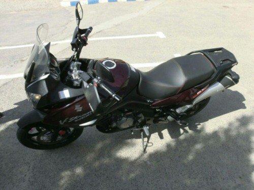 جریمه میلیاردریالی قاچاقچی موتورسیکلت در قزوین