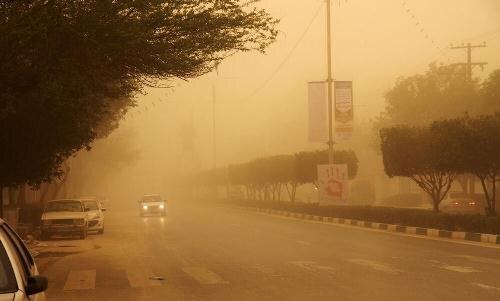 باد شدید و افزایش گردوغبار در راه است