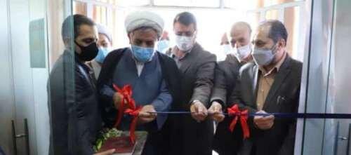 افتتاح شعبه طلایهداران صلح و سازش در شهرداری قزوین