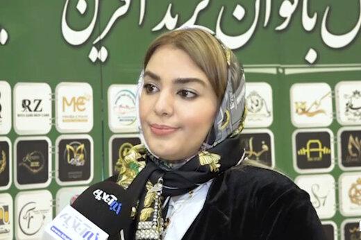 ببینید | گفتگو با لیلا حسینی پناه، موسس سالن زیبایی lhpbeautysalon در ایران و عمان