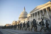 ببینید |  واشنگتن دی سی کاملا به صورت « منطقه ای نظامی » درآمده است!