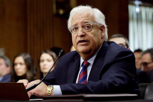 سفیر آمریکا: عربستان به روابط پنهانی با اسرائیل ادامه میدهد
