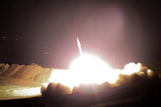 ببینید | لحظه آغاز موشکباران پایگاه آمریکایی عین الاسد از اتاق عملیات