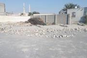 ببینید | تصاویر بهتانگیز از خسارات زلزله ۵.۵ ریشتری در بندرلنگه
