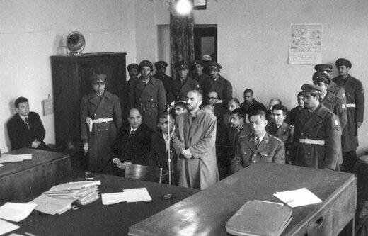 اعدام یک جمعیت سیاسی به دستور محمدرضا شاه