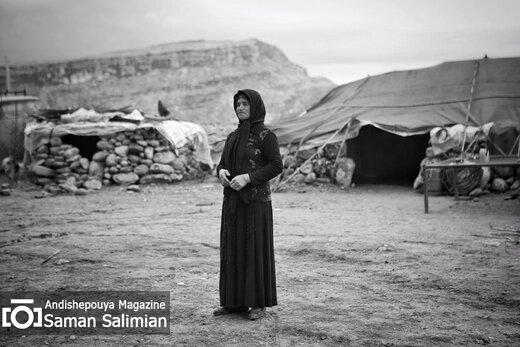 روایت چهار روز زندگی با زنان ایل بختیاری در قشلاق/ زنانی که در چادر زایمان میکنند