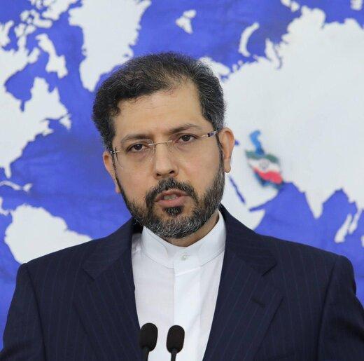 سخنگوی وزارت خارجه درگذشت شیده لالمی را تسلیت گفت
