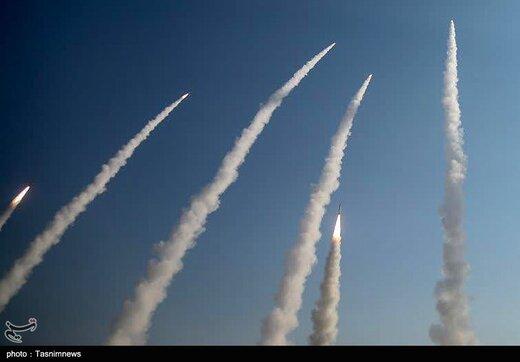 نقشه سپاه پاسداران برای عبور از سپرهای دفاع موشکی /رد بالستیکهای ایران در اقیانوس هند +تصاویر