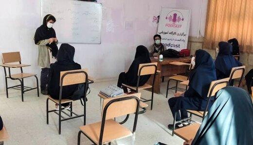 برگزاری کارگاه آموزشی آشنایی با رسانهٔ پادکست (رادیوی اینترنتی) توسط منطقه آزاد چابهار