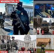 اعلام آمادهباش در سراسر ایالات متحده