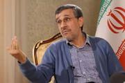 واکنش جالب محمود احمدینژاد به عکس مشترکش با ساشا سبحانی /شنیدم خیلی پولدار است