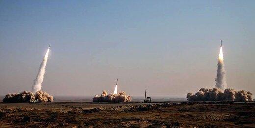جروزالمپست: رزمایش گسترده موشکی ایران، پیامی به آمریکا و اسرائیل است