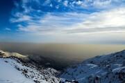 آخرین وضعیت کیفیت هوای تهران؛ کمی مانده تا آلودگی