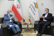 توسعه روابط ایران و روسیه با محوریت منطقه آزاد انزلی