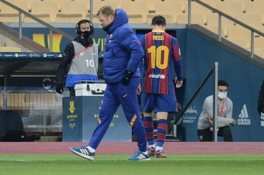 دردسر جدید برای مسی و بارسلونا