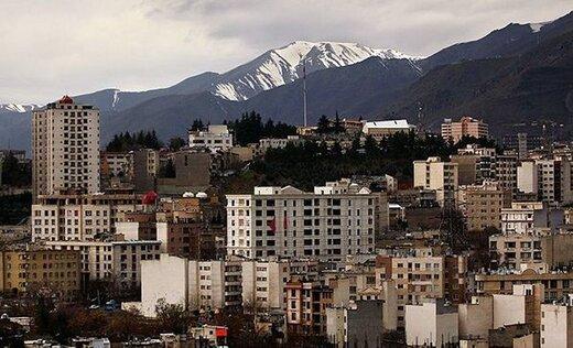 آلودگی از هوای تهران رفت