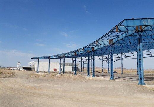 فرودگاه گناباد در آستانه بهرهبرداری قرار گرفت