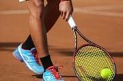 برای اولین بار،داوری یک زن برای تنیس مردان در کیش/عکس