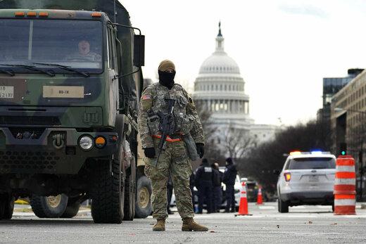 مراسم تحلیف متفاوت در واشنگتن/ همه گزینهها روی میز است حتی جنگ داخلی!