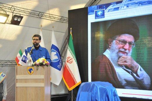 صنعتی سازی موتور سه استوانه ملی ایرانخودرو