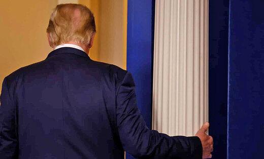 آخرین روز ریاست جمهوری ترامپ و پنج قاب ماندگار از چهار سال پرحاشیه و جنجالی