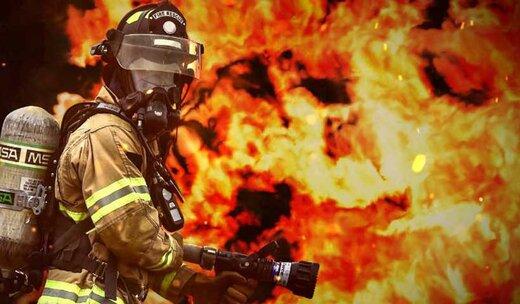 پسر نوجوان عصبانی خانه را آتش زد و مادرش را کُشت