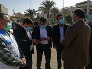 مانور نظارت و بازرسی از اصناف آبادان برگزار شد/ فعالیت۱۰ گروه ۴ نفره در مانور