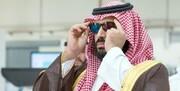ولیعهد سعودی بن نایف را نقره داغ کرد