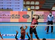 برد شهرداری ارومیه، تنور رقابت مدعیان والیبال را گرم نگه داشت