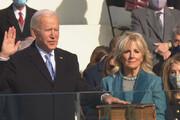 ببینید | جو بایدن به عنوان رییس جمهوری آمریکا سوگند یاد کرد
